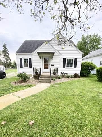 710 E Grove Avenue, Rantoul, IL 61866 (MLS #10732452) :: Ryan Dallas Real Estate