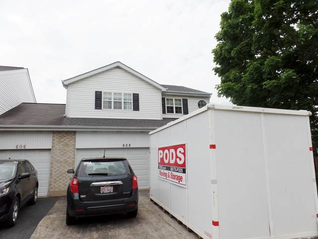 608 Six Pines Drive, Romeoville, IL 60446 (MLS #10732456) :: The Wexler Group at Keller Williams Preferred Realty