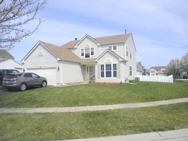 1701 Prairieside Drive, Plainfield, IL 60586 (MLS #10732466) :: Century 21 Affiliated