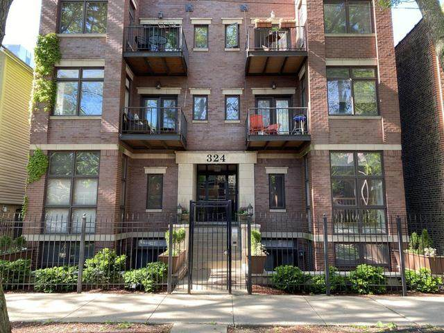 324 W Evergreen Avenue 2W, Chicago, IL 60610 (MLS #10732472) :: Property Consultants Realty
