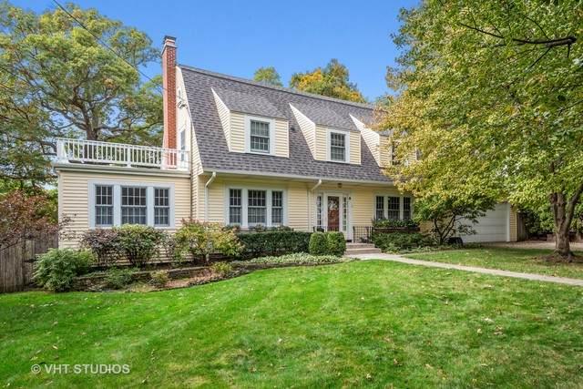746 Foxdale Avenue, Winnetka, IL 60093 (MLS #10732505) :: Helen Oliveri Real Estate