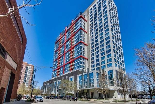 1841 S Calumet Avenue #2205, Chicago, IL 60616 (MLS #10732511) :: Angela Walker Homes Real Estate Group