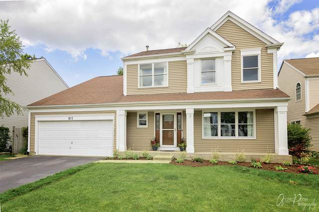 811 Tylerton Circle, Grayslake, IL 60030 (MLS #10732529) :: Property Consultants Realty