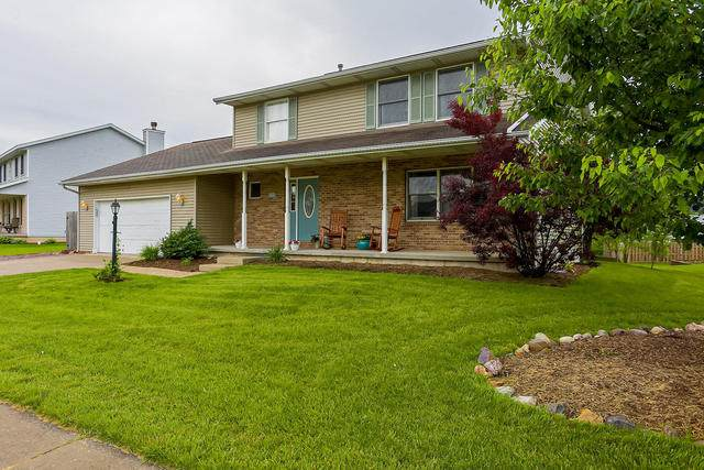 1417 Heather Drive, Mahomet, IL 61853 (MLS #10732585) :: Littlefield Group