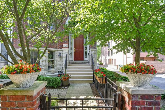 1125 Gilbert Avenue #1125, Downers Grove, IL 60515 (MLS #10732598) :: The Wexler Group at Keller Williams Preferred Realty