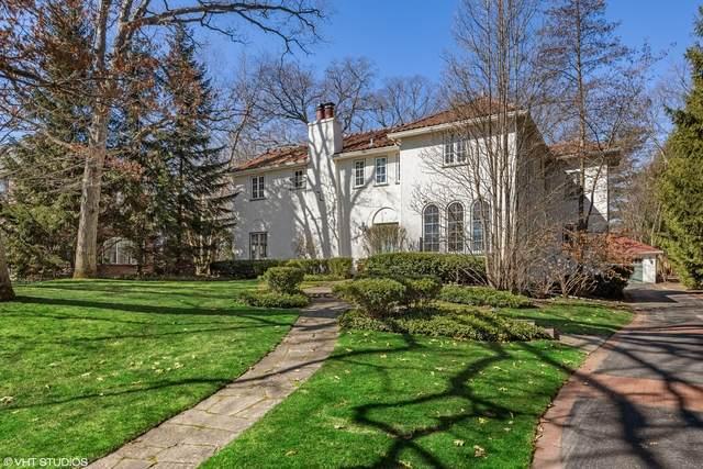 128 Church Road, Winnetka, IL 60093 (MLS #10732614) :: Helen Oliveri Real Estate