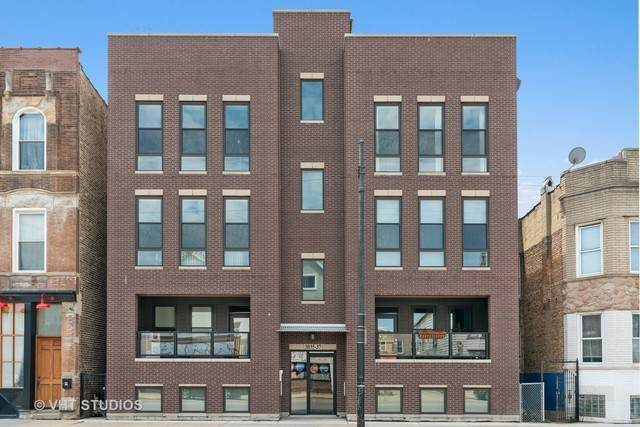 3037 W Belmont Avenue 3W, Chicago, IL 60618 (MLS #10732632) :: Property Consultants Realty