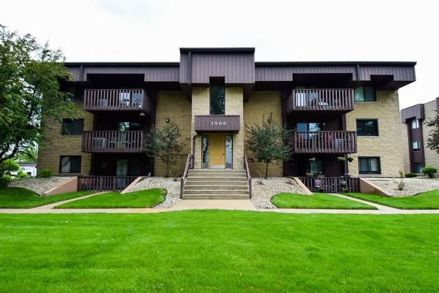 1500 N Rock Run Drive 2B, Crest Hill, IL 60403 (MLS #10732678) :: Ani Real Estate
