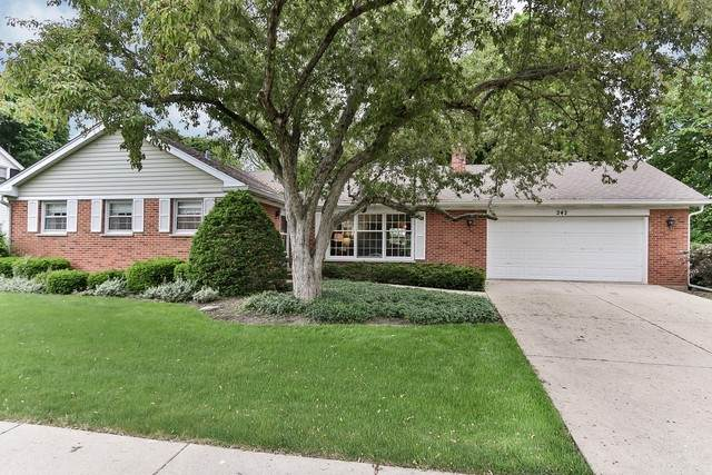 242 Monument Street, Barrington, IL 60010 (MLS #10732750) :: Ani Real Estate
