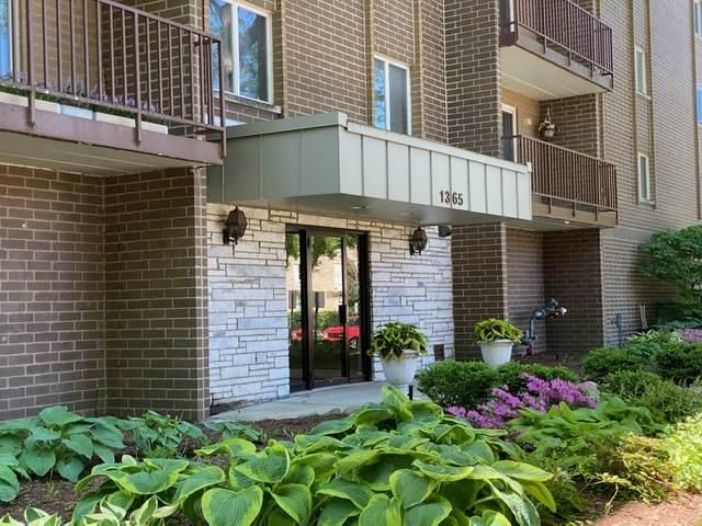 1365 Ashland Avenue #303, Des Plaines, IL 60016 (MLS #10732765) :: Helen Oliveri Real Estate