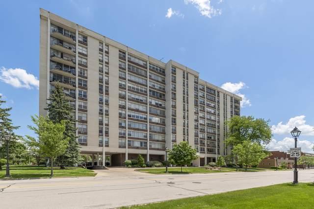 33 N Main Street 5J, Lombard, IL 60148 (MLS #10732775) :: Lewke Partners