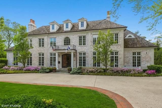 4 Golf Lane, Winnetka, IL 60093 (MLS #10732797) :: Helen Oliveri Real Estate