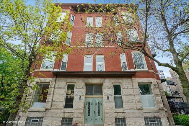 919 N Campbell Avenue #2, Chicago, IL 60622 (MLS #10732799) :: Property Consultants Realty
