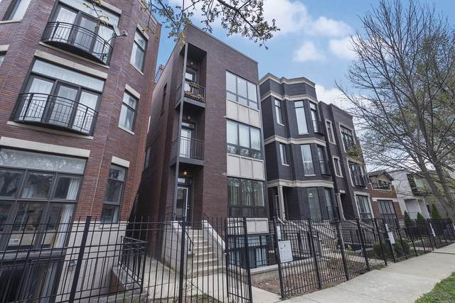 1753 N Artesian Avenue #3, Chicago, IL 60647 (MLS #10732889) :: Property Consultants Realty