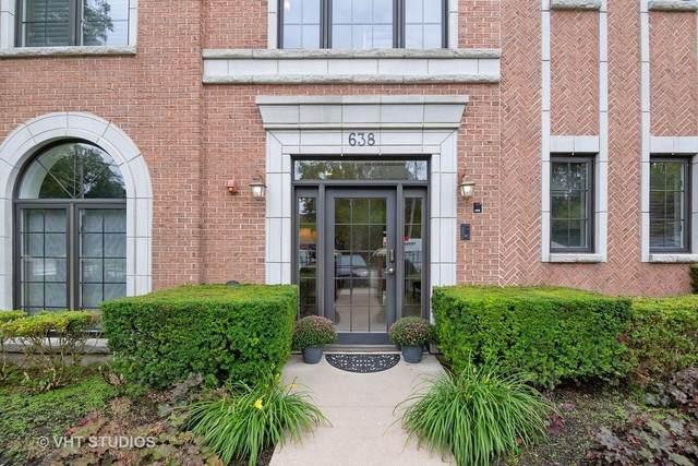 638 La Salle Place, Highland Park, IL 60035 (MLS #10732899) :: Helen Oliveri Real Estate