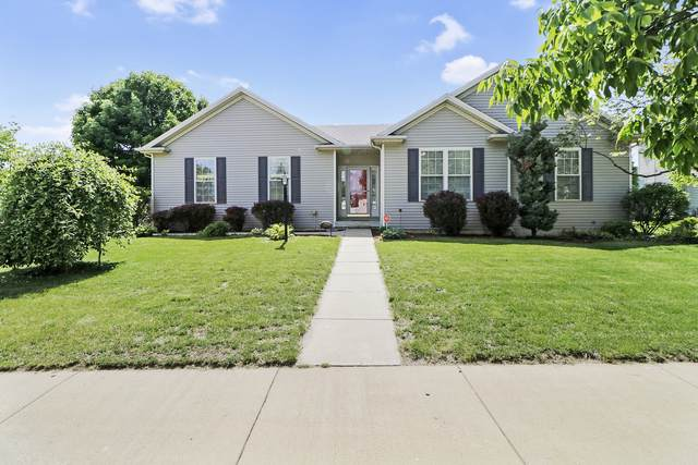 801 Bluegrass Lane, Champaign, IL 61822 (MLS #10732903) :: Janet Jurich