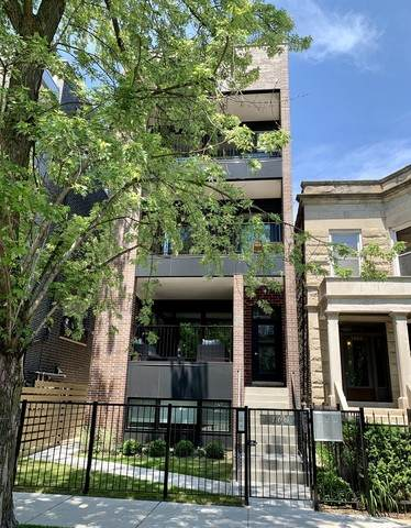 1540 N Campbell Avenue #3, Chicago, IL 60622 (MLS #10732913) :: Property Consultants Realty