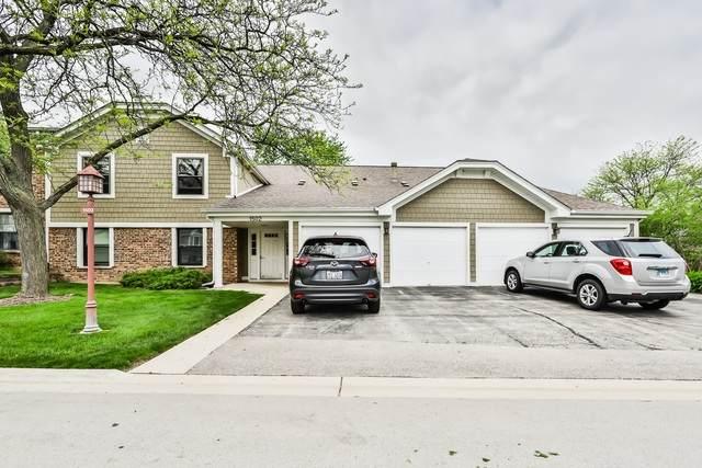 1502 Seven Pines Road D2, Schaumburg, IL 60193 (MLS #10732918) :: Property Consultants Realty
