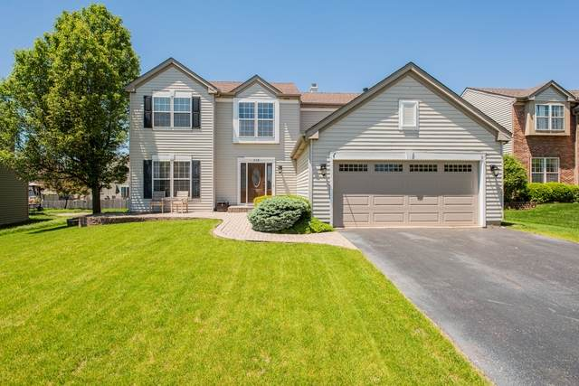 218 Cummings Drive, Bartlett, IL 60103 (MLS #10732924) :: Angela Walker Homes Real Estate Group