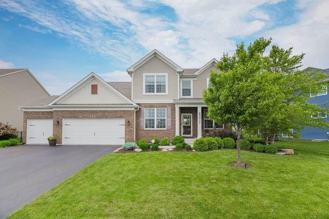 25037 Thornberry Drive, Plainfield, IL 60544 (MLS #10732935) :: Century 21 Affiliated