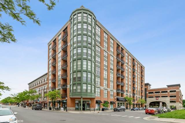 1 S Highland Avenue #804, Arlington Heights, IL 60005 (MLS #10732938) :: Lewke Partners