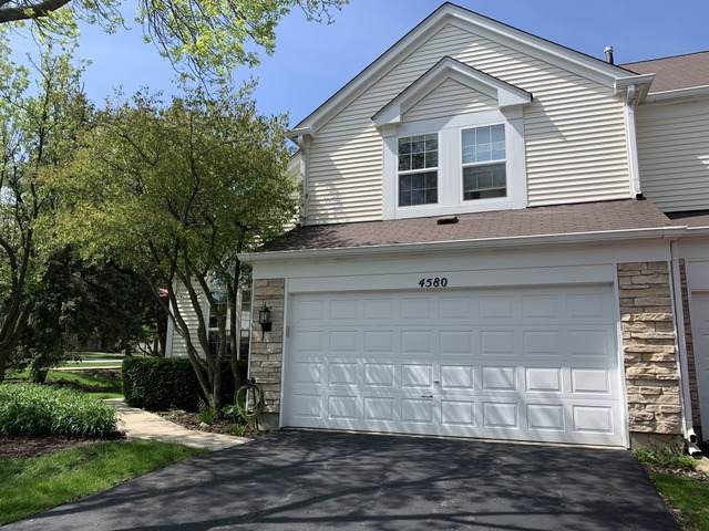 4580 Jade Lane, Hoffman Estates, IL 60192 (MLS #10732961) :: Property Consultants Realty