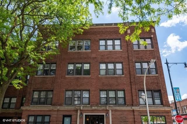 741 W Waveland Avenue #3, Chicago, IL 60613 (MLS #10732971) :: Helen Oliveri Real Estate