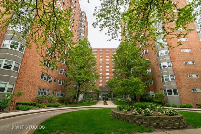 4980 N Marine Drive #434, Chicago, IL 60640 (MLS #10732997) :: Helen Oliveri Real Estate