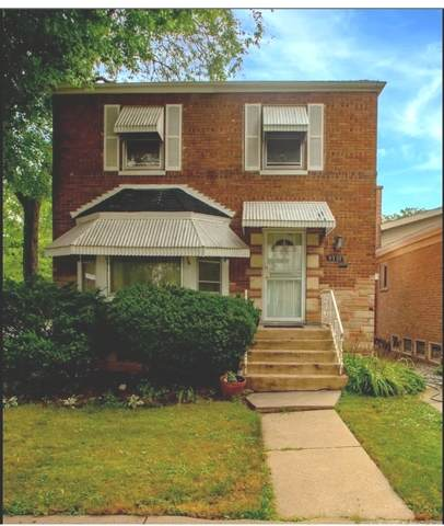 9301 S Vernon Avenue, Chicago, IL 60619 (MLS #10733000) :: Janet Jurich