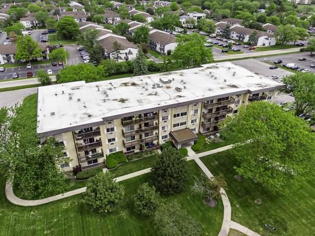 2214 S Goebbert Road #377, Arlington Heights, IL 60005 (MLS #10733006) :: Lewke Partners