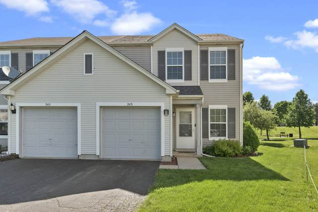 243 Williamsburg Court, Romeoville, IL 60446 (MLS #10733070) :: The Wexler Group at Keller Williams Preferred Realty