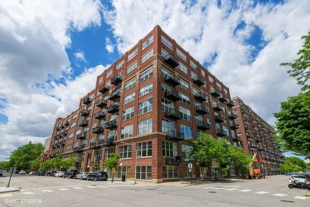 1500 W Monroe Street #405, Chicago, IL 60607 (MLS #10733072) :: Property Consultants Realty