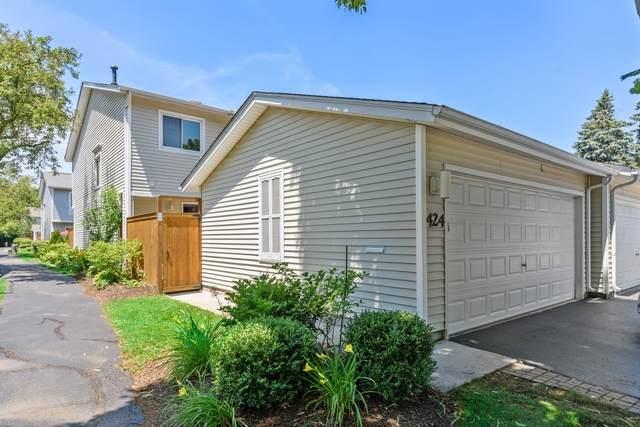 424 Hazelwood Terrace, Buffalo Grove, IL 60089 (MLS #10733076) :: Helen Oliveri Real Estate