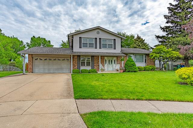 1292 Parker Place, Elk Grove Village, IL 60007 (MLS #10733087) :: Property Consultants Realty