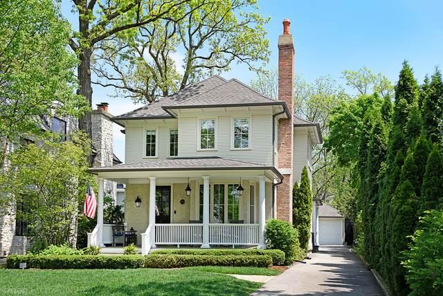 603 Provident Avenue, Winnetka, IL 60093 (MLS #10733101) :: Helen Oliveri Real Estate