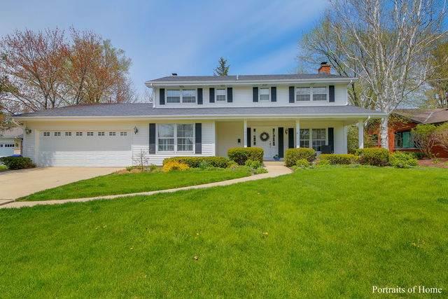 141 Tennyson Drive, Wheaton, IL 60189 (MLS #10733145) :: The Wexler Group at Keller Williams Preferred Realty