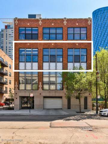 11 N Green Street 3CD, Chicago, IL 60607 (MLS #10733149) :: Property Consultants Realty