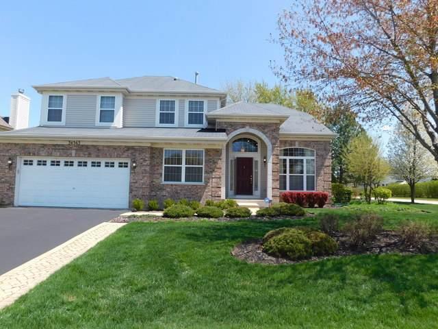 34363 N Bobolink Trail, Grayslake, IL 60030 (MLS #10733152) :: Ryan Dallas Real Estate