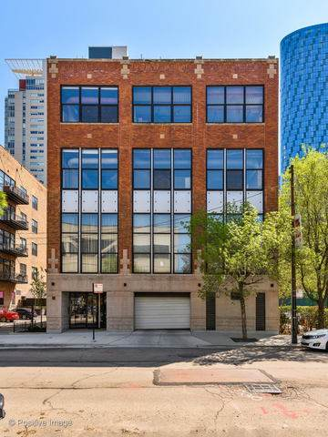 11 N Green Street 3D, Chicago, IL 60607 (MLS #10733163) :: Property Consultants Realty