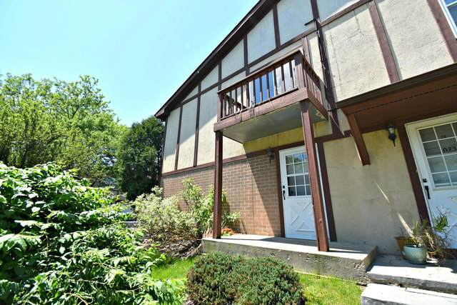 1021 Greenwood Circle 2A, Woodstock, IL 60098 (MLS #10733222) :: Lewke Partners