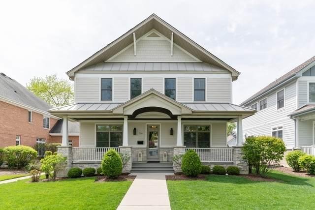 256 N Maple Avenue, Elmhurst, IL 60126 (MLS #10733278) :: Ani Real Estate