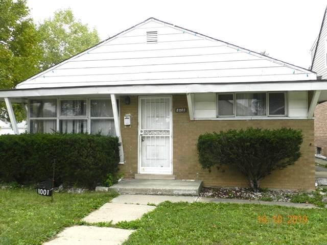 8001 S St Louis Avenue, Chicago, IL 60652 (MLS #10733299) :: Janet Jurich
