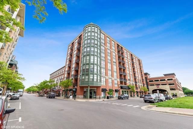 1 S Highland Avenue #305, Arlington Heights, IL 60005 (MLS #10733300) :: Lewke Partners