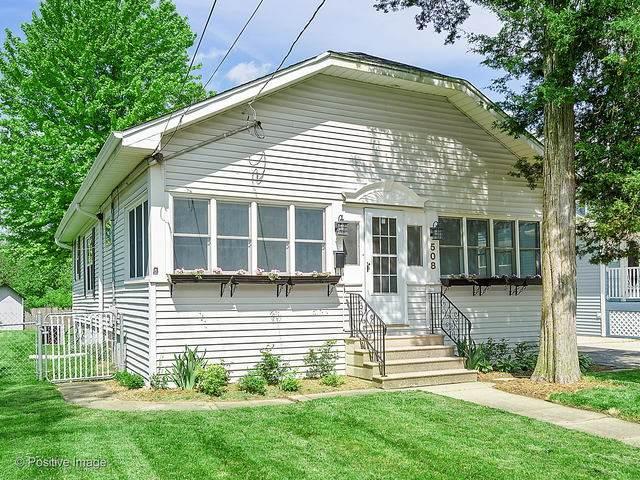 508 Lyon Avenue, Wheaton, IL 60187 (MLS #10733369) :: The Wexler Group at Keller Williams Preferred Realty