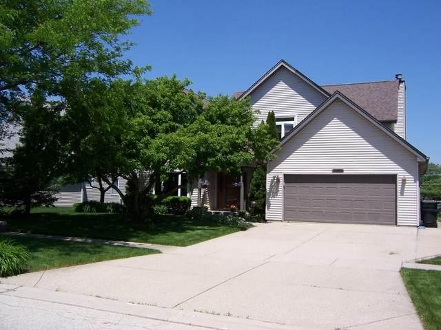 1500 Creekside Drive, Hoffman Estates, IL 60194 (MLS #10733380) :: Century 21 Affiliated