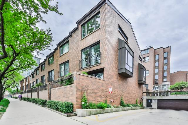 3700 N Lake Shore Drive 101A, Chicago, IL 60613 (MLS #10733392) :: Helen Oliveri Real Estate