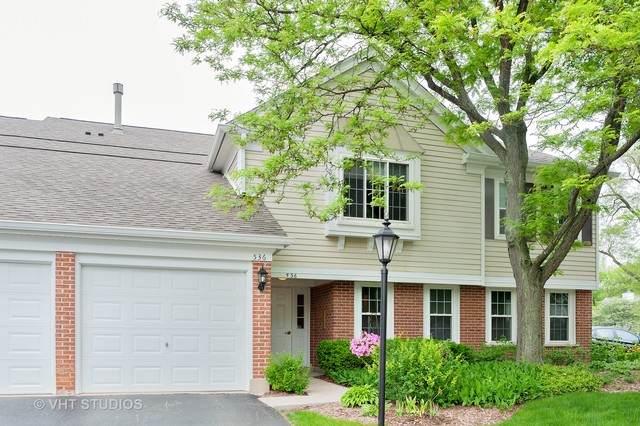 536 Kingsmill Lane D, Prospect Heights, IL 60070 (MLS #10733398) :: Touchstone Group