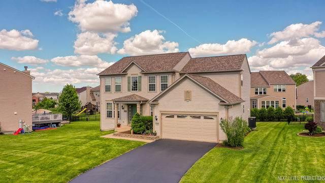 278 Foster Drive, Oswego, IL 60543 (MLS #10733419) :: O'Neil Property Group