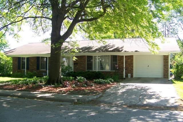 607 N Northview Drive, Fairbury, IL 61739 (MLS #10733444) :: Angela Walker Homes Real Estate Group
