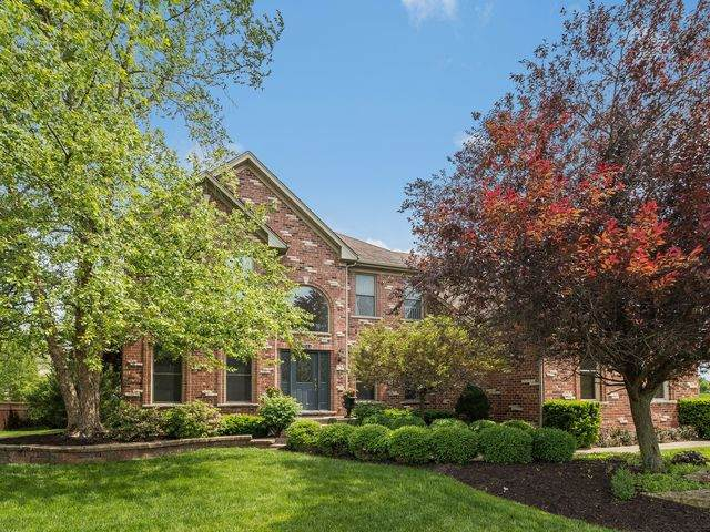 26144 Whispering Woods Circle, Plainfield, IL 60585 (MLS #10733541) :: John Lyons Real Estate